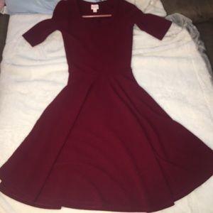 Lularoe Nicole Dress nwot